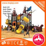 Teatro comercial de la nave del patio al aire libre plástico de la diapositiva para la escuela