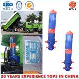 Type de Hyva cylindre hydraulique télescopique pour le camion-