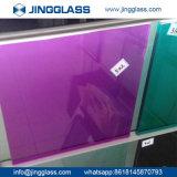 A segurança de construção barata do edifício do preço laminou Igcc de vidro colorido vidro matizado