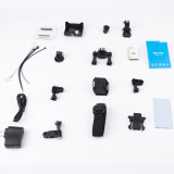 De volledige Camera van de Sport HD MiniHD van de Camera van de Sporten van de Helm van de Videocamera HD Draagbare