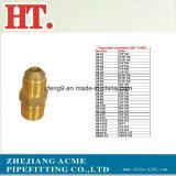 Amerikanische Messingaufflackern-männlicher Verbinder-Befestigung (Außendurchmesser '' X MIPSs)