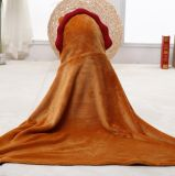 極度の柔らかい新生の赤ん坊のフランネルの毛布/3D立体マントのトラ