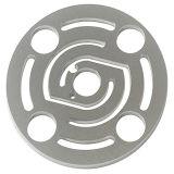 Cortadora del laser de la fibra 3kw del metal para el aluminio del acero inoxidable
