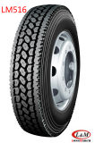 긴 Position 3월 Drive, Highway (11R22.5 LM516)를 위한 Closed Shoulder Deep Tread Radial Truck Tire