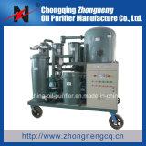 Planta de recicl do purificador do óleo de lubrificação de Zhongneng Tya/petróleo hidráulico