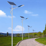 Réverbère solaire chaud de la vente DEL avec du ce, OIN reconnue (JINSHANG SOLAIRES)