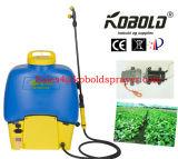 (KB-16E-6) rociador de la batería de la mochila de la huerta de la agricultura que pinta (con vaporizador) 16L