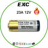 Heiße Blasen-Satz-Qualitäts-alkalische Batterie der Verkaufs-12V (23A)