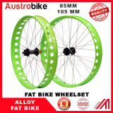"""[ألومينوم لّوي] يحفّف درّاجة سمينة 26 """" *4.8 عرض [80مّ] [100مّ] ثلج درّاجة حالات"""