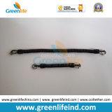 Концы крюка талрепа W/Screw специальной изготовленный на заказ длины пластичные спиральн эластичные
