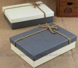 Heißer Verkaufs-Luxuxpapierpapppapier-Geschenk-Kasten für das Verpacken