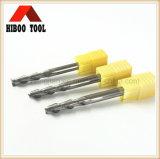 HRC45 Carbide Ende Mills für Aluminum Alloy