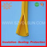 Obenliegende Zeile blank Leiter-Isolierungs-Deckel