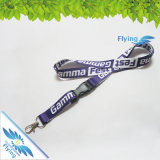 Form Sublimation Lanyard mit Oval Hook
