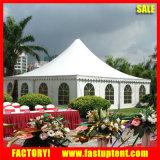 6m 8m 판매 필리핀 Trinida를 위한 10m Pagoda 전망대 천막