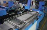 Одиночный эластик цвета связывает печатную машину тесьмой экрана