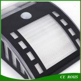 PIR Montion 알루미늄 잘 고정된 태양 램프 LED 정원 빛