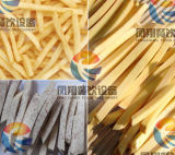 Pommes chips coupeur, trancheuse, processeur FC-502