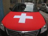 Nationaltag-Zoll gedruckte Markierungsfahne für Auto