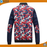 Homens Outono Jacket Fashion Printing Outwear Casual Jacket