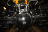Camion à benne basculante neuf de tombereau de Hy 6X4 Kingkan pour l'Ouganda