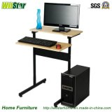 Höhe Adjustable Metal Wooden Computer Desk mit Keyboard Tray (WS16-0004, Laptop dask)