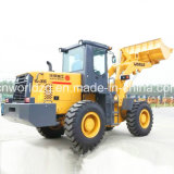 Ladevorrichtung Factory, China Famous Wheel Loader 3ton