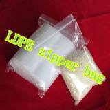Sacchetti impaccanti della chiusura lampo di plastica su ordinazione del LDPE
