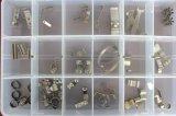 Customizied Edelstahl Vier-Schieben u. Multi-Schieben Stampings
