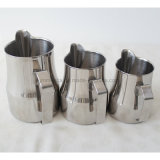 ステンレス鋼のマグの冷たい醸造物のコーヒーカップ
