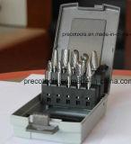 Tige en carbure métallique (ANSI, DIN et la norme ISO)