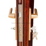 Casement de alumínio/porta de balanço articulada com protetor da armação (FT-D80)
