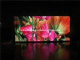 Il colore completo P6 dimagrisce la scheda di pubblicità esterna della visualizzazione di LED LED