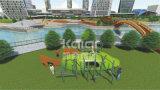 Конструкция и изготовление спортивной площадки Kaiqi напольные для общего плана привлекательностей парка