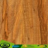 Papier décoratif de mélamine en bois des graines avec la configuration stable
