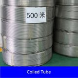 Tubo arrotolato dell'acciaio inossidabile della Cina