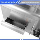 Коммерчески электрическая Griddle решетки ручка поверхностное Dpl-620-2 Non