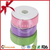 Kundenspezifische gedruckte Farbband-Rolle für Weihnachtsdekoration