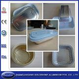 使い捨て可能で健全な食糧使用のアルミニウム皿のサイズ