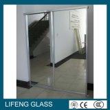 De hoge Weerspiegelende Spiegel van het Glas van de Vlotter van het Blad van het Aluminium van 26mm