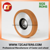 Polyurethan Wheel mit Aluminum Center 90*18