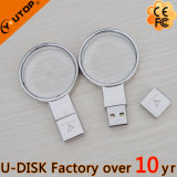 Movimentação de cristal do flash do USB da lupa/lente (YT-3270-04L)