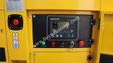 Type silencieux triphasé centrale électrique diesel de 4 fils