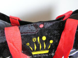 Saco de compra tecido PP reusável (hbwo-39)