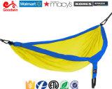 Prodotti di campeggio pieghevoli portatili di Hammock-2016 Hiki fatti dei paracadute di nylon
