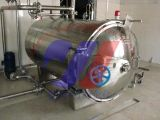 GegenPressure Steam Sterilizer für Canned Food PLC Control