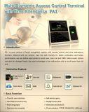 huella digital 3G/WiFi y atención del tiempo y sistema faciales del control de acceso (nuevos FA1-H)