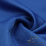 agua de 75D 200t y de la ropa de deportes tela tejida chaqueta al aire libre Viento-Resistente 100% de la pongis del poliester del telar jacquar de la tela cruzada abajo (E149)