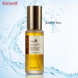 Lasciare dell'olio del Argan di Karseell nel trattamento dei capelli