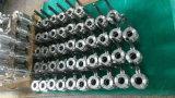 Valvola a sfera forgiata pneumatica sanitaria dell'acciaio inossidabile di Yuanan (YAQ)